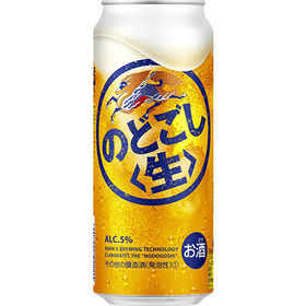 のどごし〈生〉6缶パック 500ml缶×6本×4