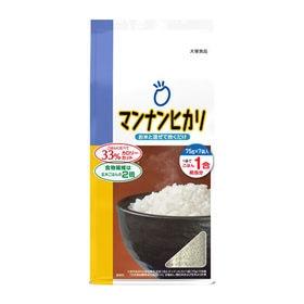 大塚食品 マンナンヒカリ スティックタイプ 525g(75g...