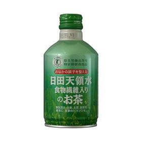 日田天領水 食物繊維入りのお茶 300g×24本