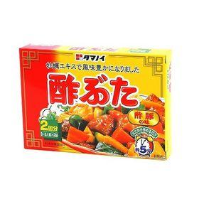 タマノイ 酢豚の味 90g×10個