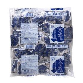 永谷園 業務用みそ汁処 あさり風味 100袋×3個