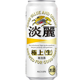 麒麟 淡麗極上生 6缶パック 500ml缶×6本×4