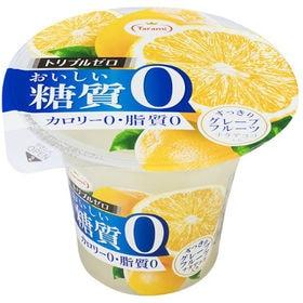 たらみ トリプルゼロ おいしい糖質0 グレープフルーツ 19...