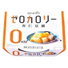 遠藤製餡 ゼロカロリー杏仁豆腐 108g×12個