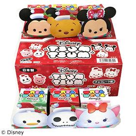 どデカうんチョコラムネ ディズニー ツムツム(クリスマス) 6個入×1箱