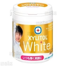 ロッテ キシリトール ホワイト 羽生選手デザインボトル 143g×6個