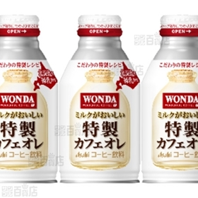 アサヒ ワンダ 特製カフェオレ ボトル缶260g×24本