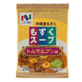 ニコニコのり もずくスープトムヤムクン風 7g×10食