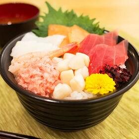 海の玉手箱 自宅で簡単 豪華 6種の海鮮丼