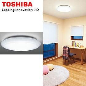 東芝(TOSHIBA)/LEDシーリングライト6畳 段調光(...