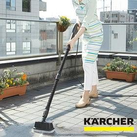 ケルヒャー/高圧洗浄機 K 3 サイレント ベランダ (60HZ ※西日本地区用)/K3SLB-6 コンパクトだけど高性能!!様々な用途に使えて便利です!