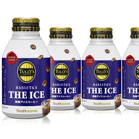 【24本】TULLY'S COFFEE BARISTA'S THE ICE 285ml
