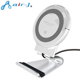 air-J(エアージェイ)/QI対応 3WAYワイヤレス充電...
