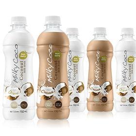Milkycoco 2種セット(ココナッツドリンク/ココナッツドリンク チョコレート)