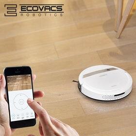ECOVACS(エコバックス)/床用ロボット掃除機 DEEB...