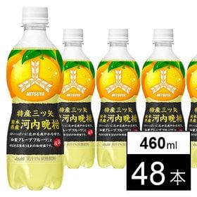 特産三ツ矢 熊本県産河内晩柑 PET460ml