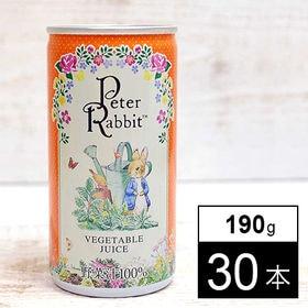 ピーターラビット 野菜ジュース 190g