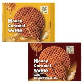 ハニーキャラメルワッフル/ハニーキャラメルワッフル ベルギーチョコレート