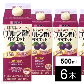 タマノイ はちみつプルーン酢ダイエット濃縮タイプ 500ml...