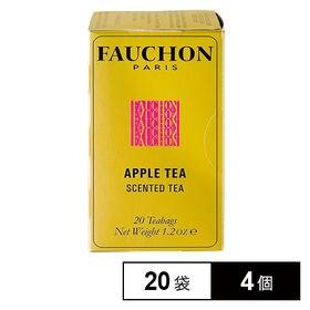 FAUCHON 紅茶アップル ティーバック