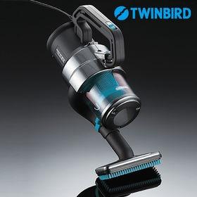 ツインバード(TWINBIRD)/パワーハンディークリーナー...