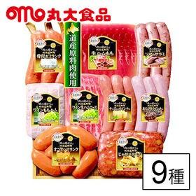 丸大食品 9種詰合せセット(HDS-50)