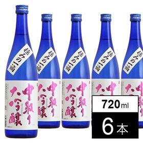 名城 中取り大吟醸 720ml瓶