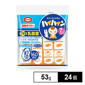 亀田製菓 ハイハイン53g×24個(12×2B)