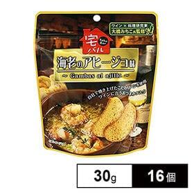 おやつカンパニー 宅バル海老のアヒージョ味 30g×16個(...