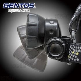 GENTOS(ジェントス)/LEDヘッドライト (明るさ80...