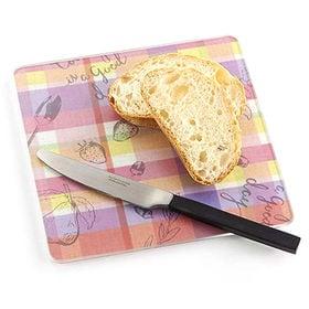 [2個セット]Belca キッチントッププレート チェック[...