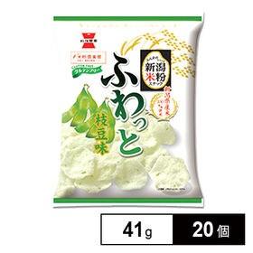 岩塚 ふわっと枝豆味 41g×20個 (10×2B)