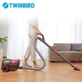ツインバード(TWINBIRD)/家庭用クリーナー デュアル...