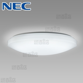 【~12畳用】NEC/調光LEDシーリングライト/HLDZ1...