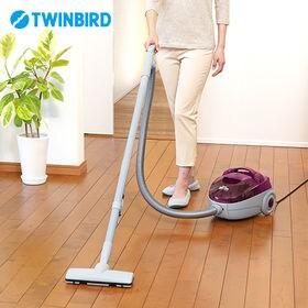 ツインバード(TWINBIRD)/サイクロン家庭用クリーナー...