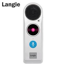 Langie(ランジー)携帯型電子翻訳機(53ケ国語対応・W...