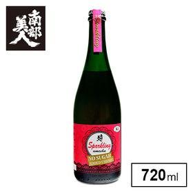 南部美人 ノンシュガースパークリング梅酒 720ml