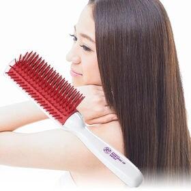 美容師さんの艶髪ブラシ