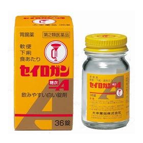 【第2類医薬品】セイロガン糖衣A