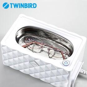ツインバード(TWINBIRD)/超音波洗浄器 (ホワイト)...