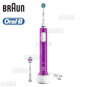 ブラウン(BRAUN)/オーラルB 電動歯ブラシ PRO45...