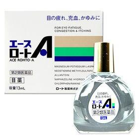 【第2類医薬品】エースロートA