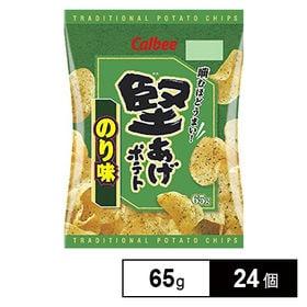 堅あげポテト のり味 65G×24個