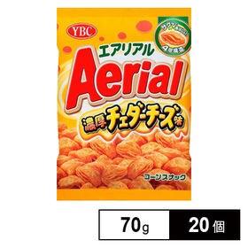 エアリアル 濃厚チェダーチーズ 70G×20個
