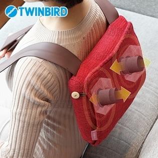 ツインバード(TWINBIRD)/タタキクッションマッサージ...