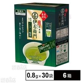 伊右衛門 インスタント香味厳選緑茶スティック30P 24g(...