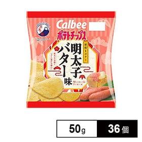 カルビー ポテトチップス明太子バター味 50g