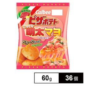 カルビー ピザポテト明太マヨPizza味 60g