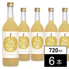 國盛 なしのお酒 720ml×6本