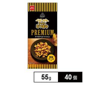 おやつカンパニー ベビースターラーメンおつまみPREMIUM燻製チーズ 55g